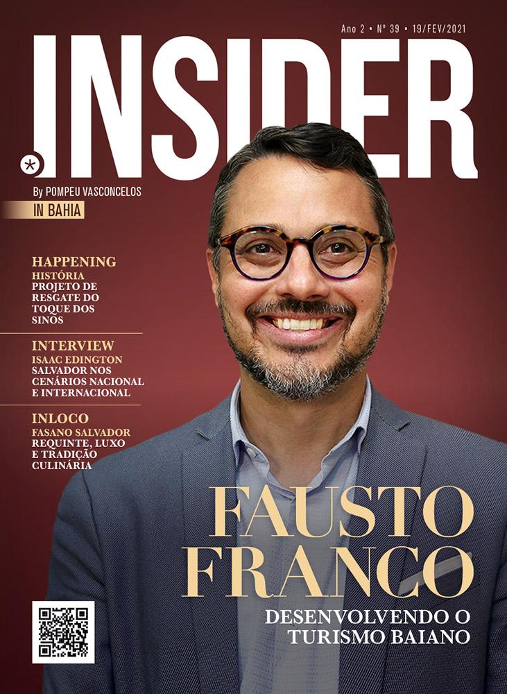 Nº 39 • ano 2021: Fausto Franco
