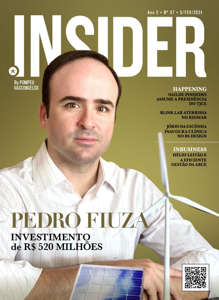 Nº 37 • ano 2021: Pedro Fiuza