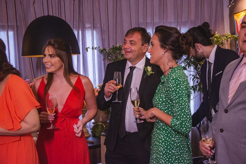 Carol Fontoura, Gustavo Fontoura E Mirella Parente