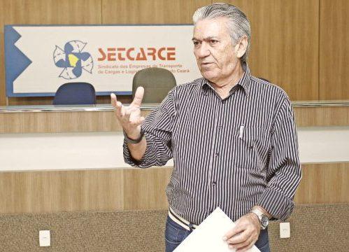 Presidente do Setcarce afirma que novo aumento do diesel trará forte impacto para as empresas integrantes do setor