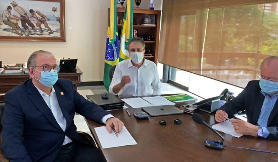 Camilo anuncia construção de usina de Hidrogênio Verde com investimento de empresa australiana de US$ 5,4 bilhões