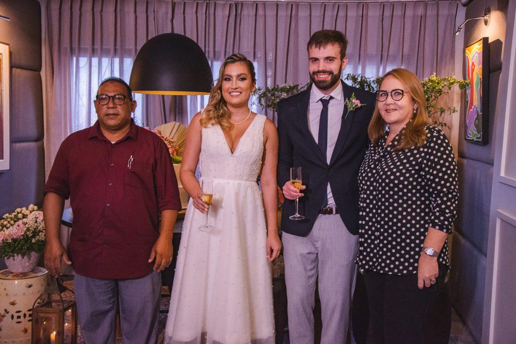 Francisco Gilberto Lima, Jessica Parente, Bernardo Fontoura E Liliane Gurgel