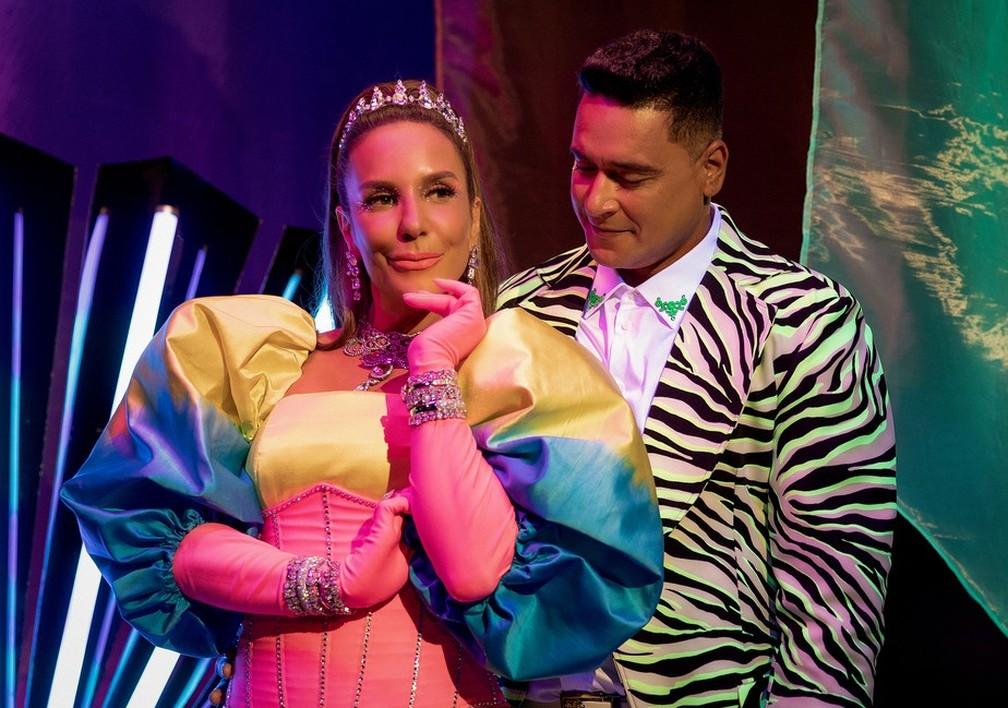 Hit de Ivete Sangalo e Harmonia do Samba é eleito música do Carnaval 2021