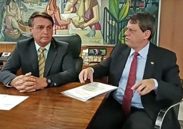 Jair Bolsonaro vem ao Ceará para assinar retomada de obras de infraestrutura