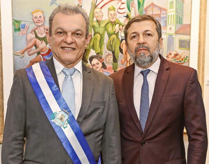 CMFor analisa proposta que atribui novas funções ao vice-prefeito de Fortaleza