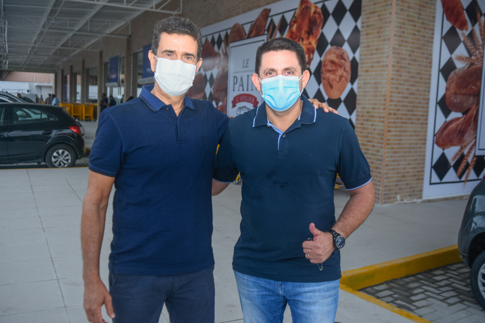 José Ximenes E Mardem Vasconcelos