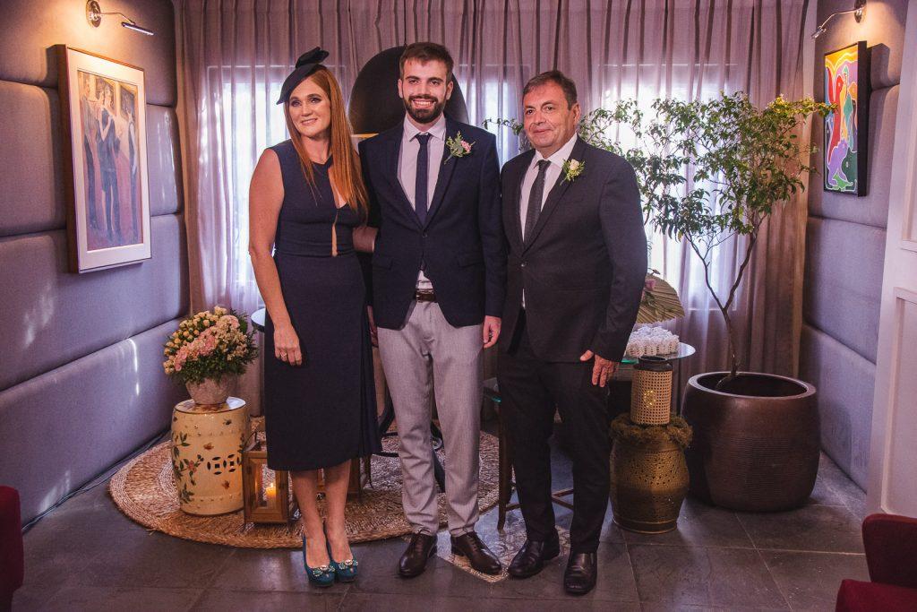 Karla, Bernardo E Gustavo Fontoura
