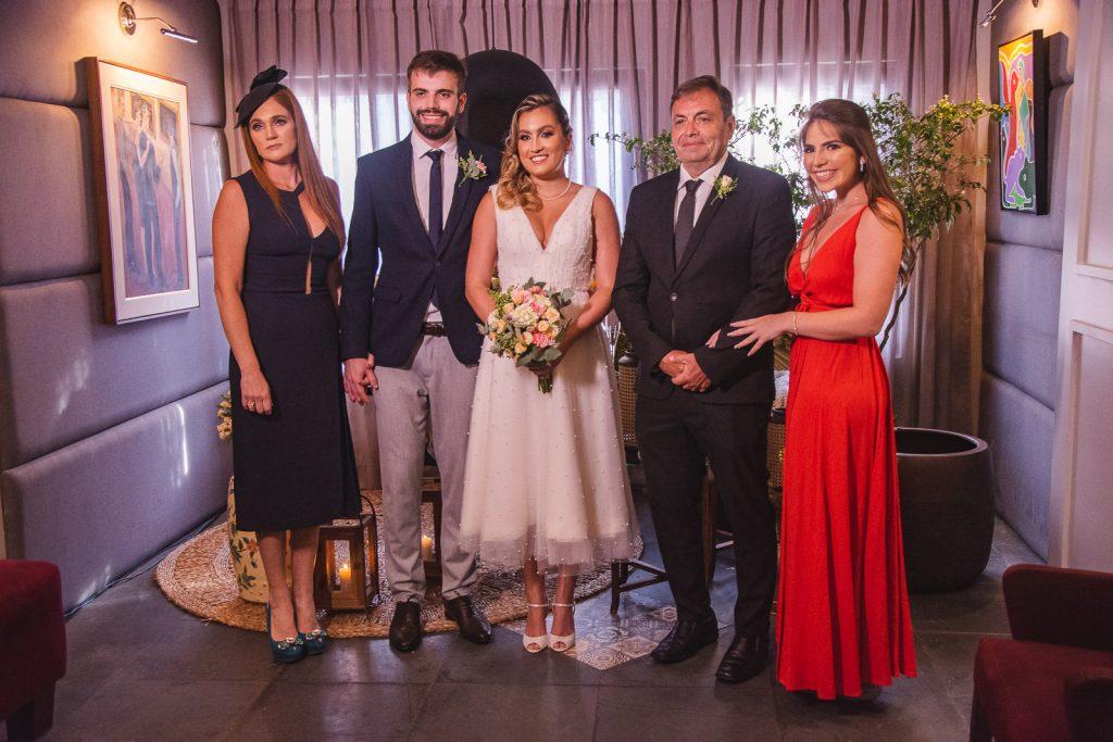 Karla Fontoura, Bernardo Fontoura, Jessica Parente, Gustavo Fontoura E Carol Fontoura (2)
