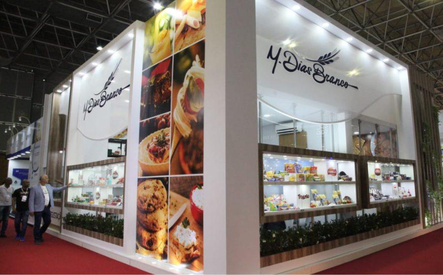 M. Dias Branco marca presença na maior feira de alimentos e bebidas do mundo