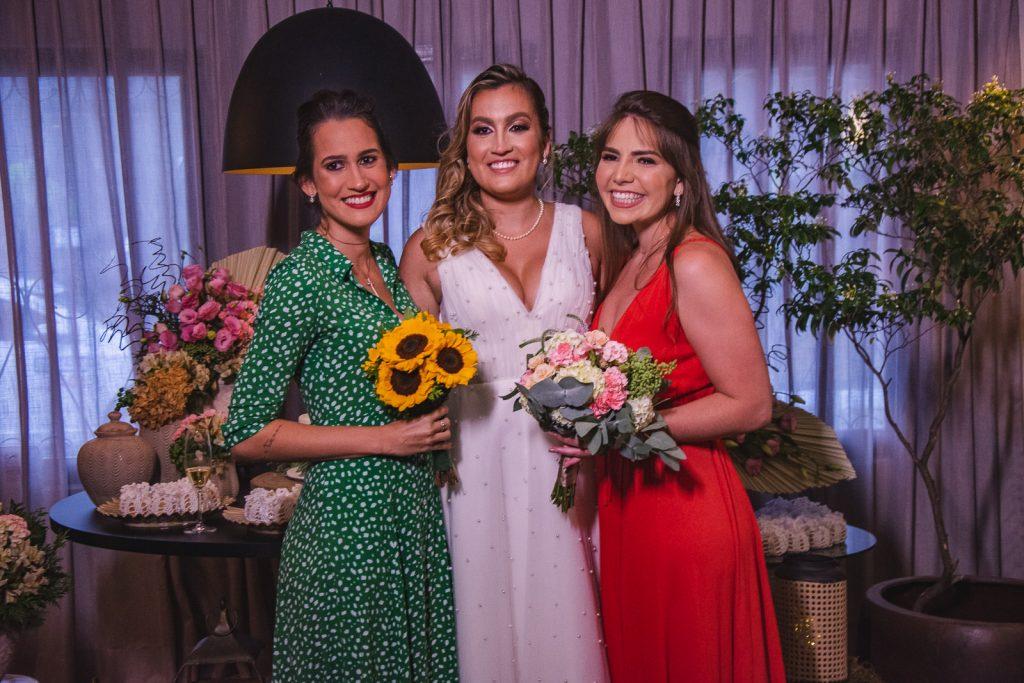 Mirella Parente, Jessica Parente E Carol Fontoura (2)