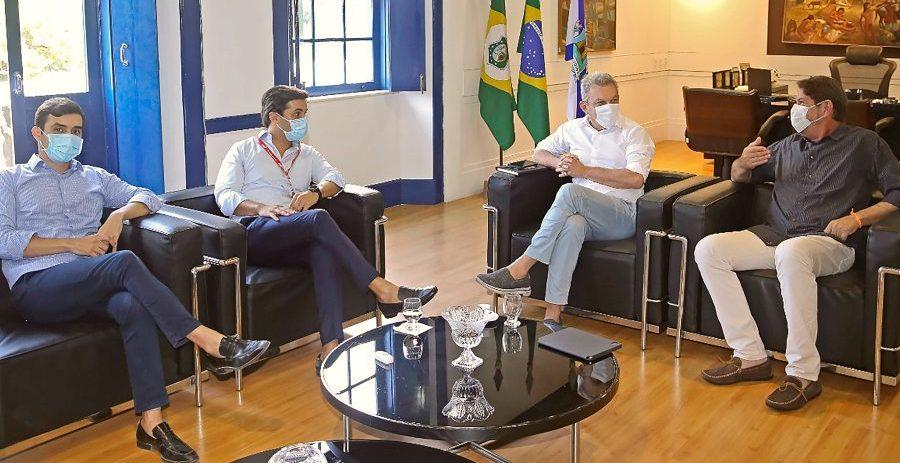 Mob vai investir R$ 78 milhões para garantir cobertura integral de internet banda larga na capital cearense