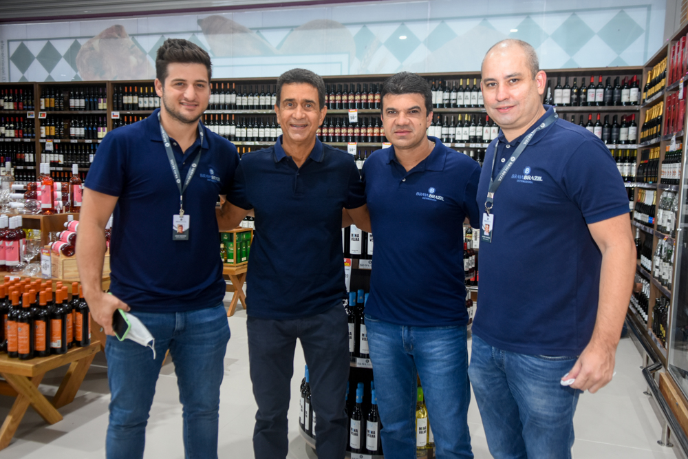 Omar Macêdo, José Ximenes, Marcelo Braga E André Linheiro (1)