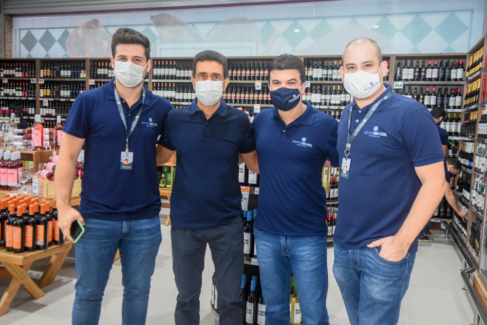 Brava Brazil inaugura adega de vinhos no Frangolândia Guararapes