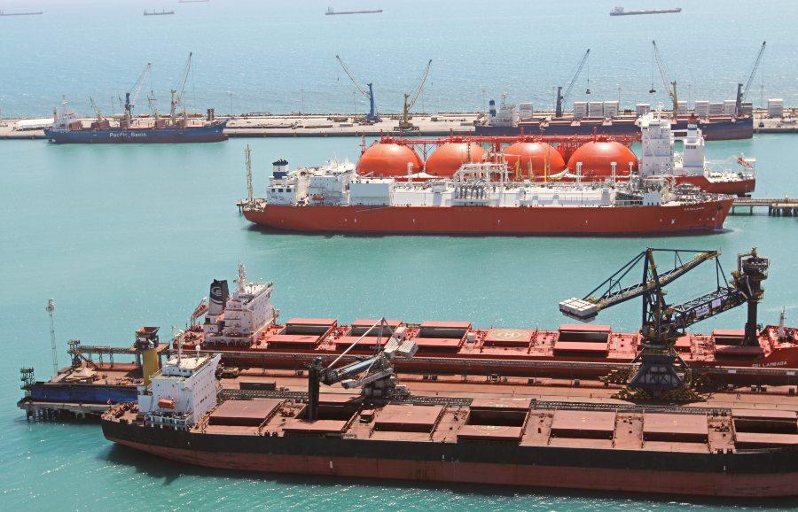 Porto do Pecém registra crescimento de 15% na movimentação de mercadorias