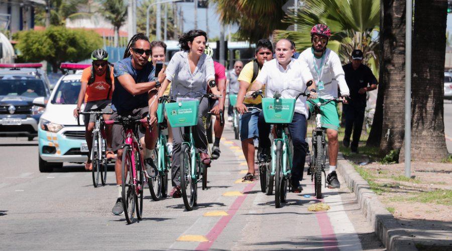 Fortaleza é destaque em publicação internacional por redução de 50% nas mortes em ocorrências de trânsito