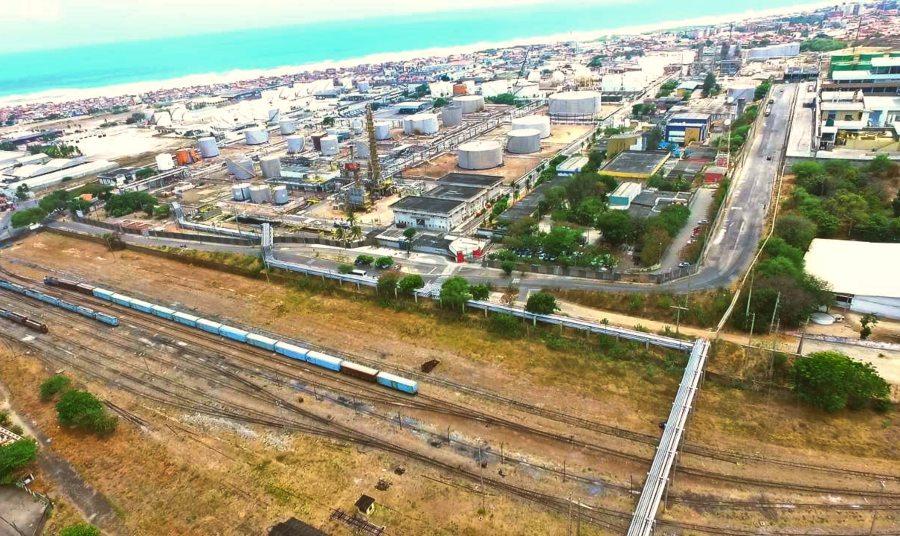 Antaq dá o start para a concessão de retroárea do Porto de Fortaleza para implantar formuladora de combustíveis