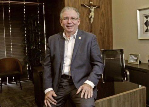 Ricardo Cavalcante participa da posse do presidente da Assembleia Legislativa