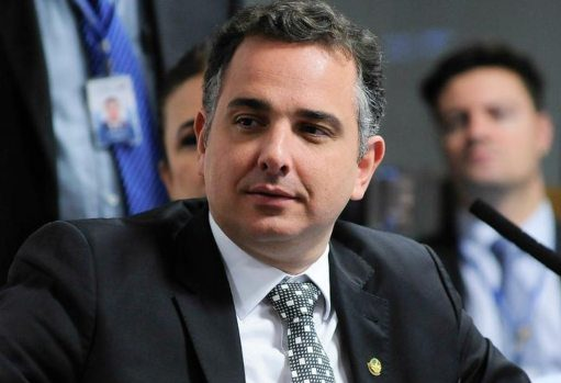 Rodrigo Pacheco eleito novo presidente do Senado e do Congresso Nacional