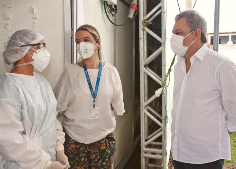 Prefeitura de Fortaleza promove a ampliação da capacidade de atendimento em toda a rede municipal de saúde
