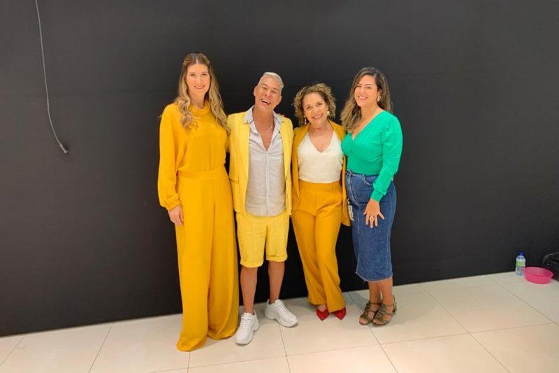 Ciro Santos participa da nova campanha do shopping RioMar Fortaleza