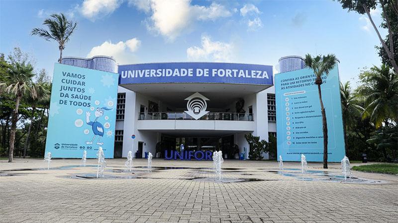 Universidade de Fortaleza é destaque em classificação internacional