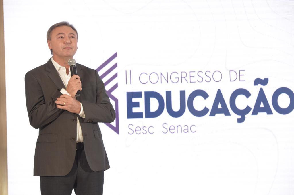 Com mais de seis mil inscritos, II Congresso de Educação é aberto oficialmente