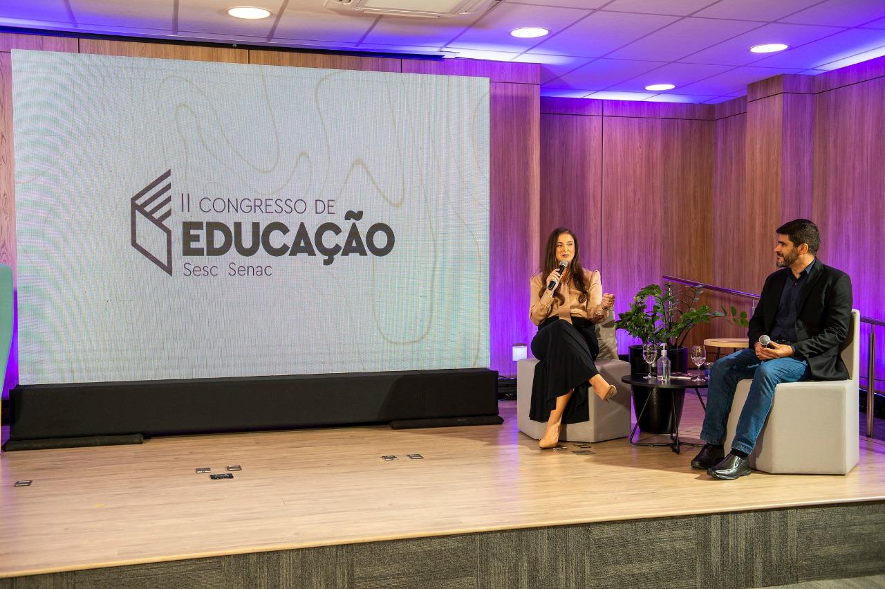 Sesc e Senac discutem novas práticas e abordagens na educação em congresso
