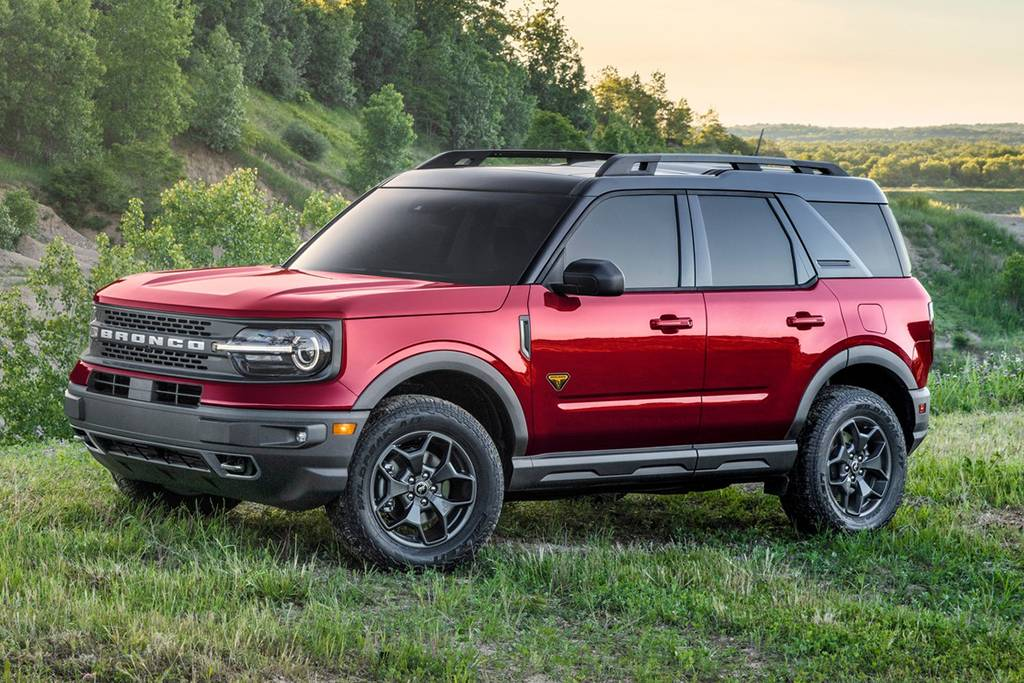 2021 Ford Bronco Sport 4