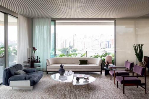 Casa Vogue revela os espaços que tem o conforto como alicerce da arquitetura e decoração