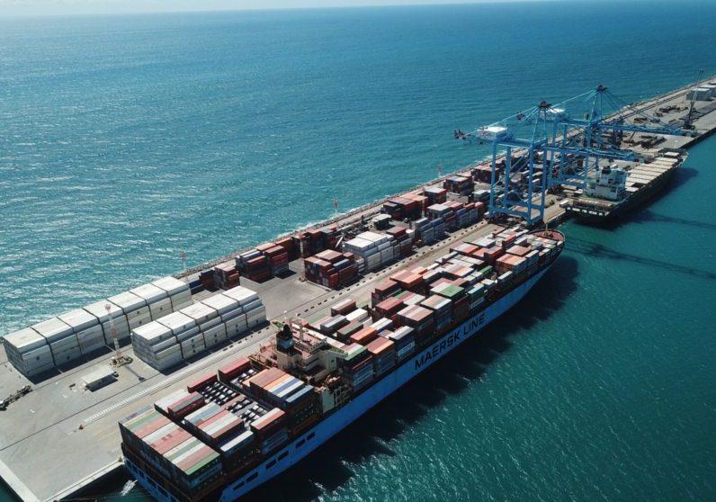 APM Terminals Pecém registra expansão de dois dígitos nas suas movimentações
