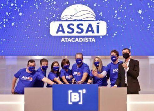 Assaí Atacadista inicia a venda de ações na B3 e papéis disparam quase 400%