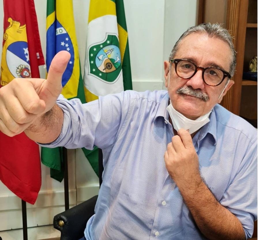 Prefeito de Aracati, Bismarck Maia opta por não decretar lockdown e repete medidas do Carnaval