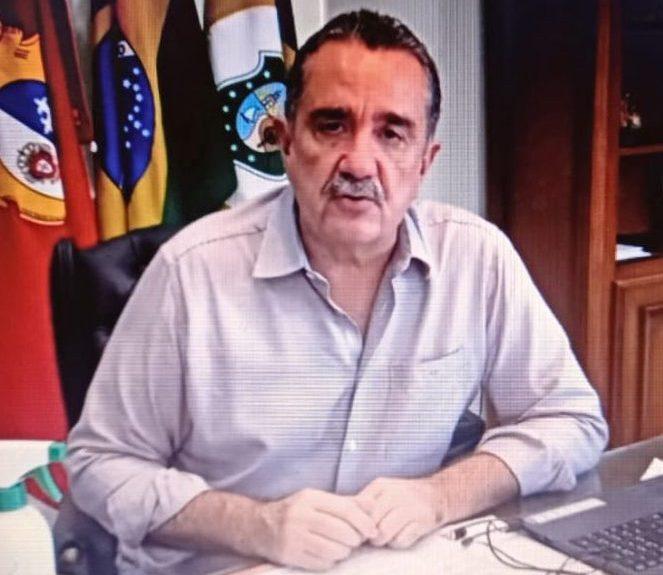 Bismarck Maia anuncia Refis a empresas em dívida com a Prefeitura de Aracati
