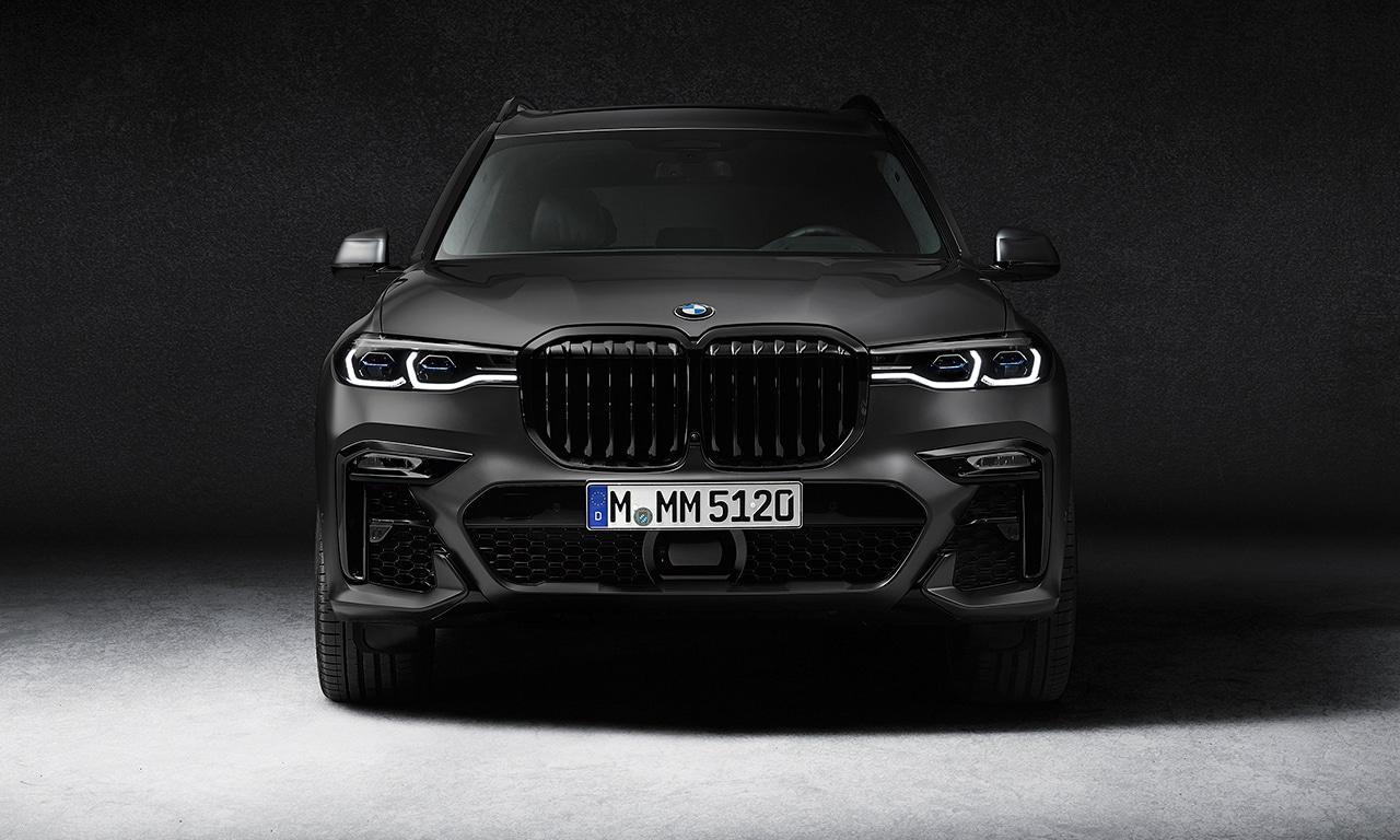 Por mais de R$ 1 milhão, Série especial BMW X7 Dark Shadow está a venda