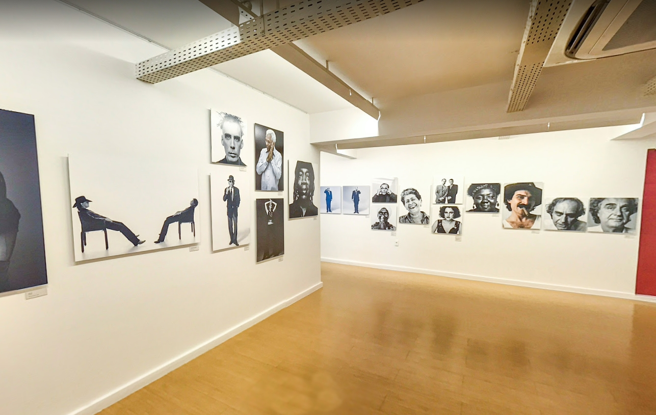 Sabia que dá para conferir a exposição de Bob Wolfenson no MFF sem sair de casa? Saiba mais!