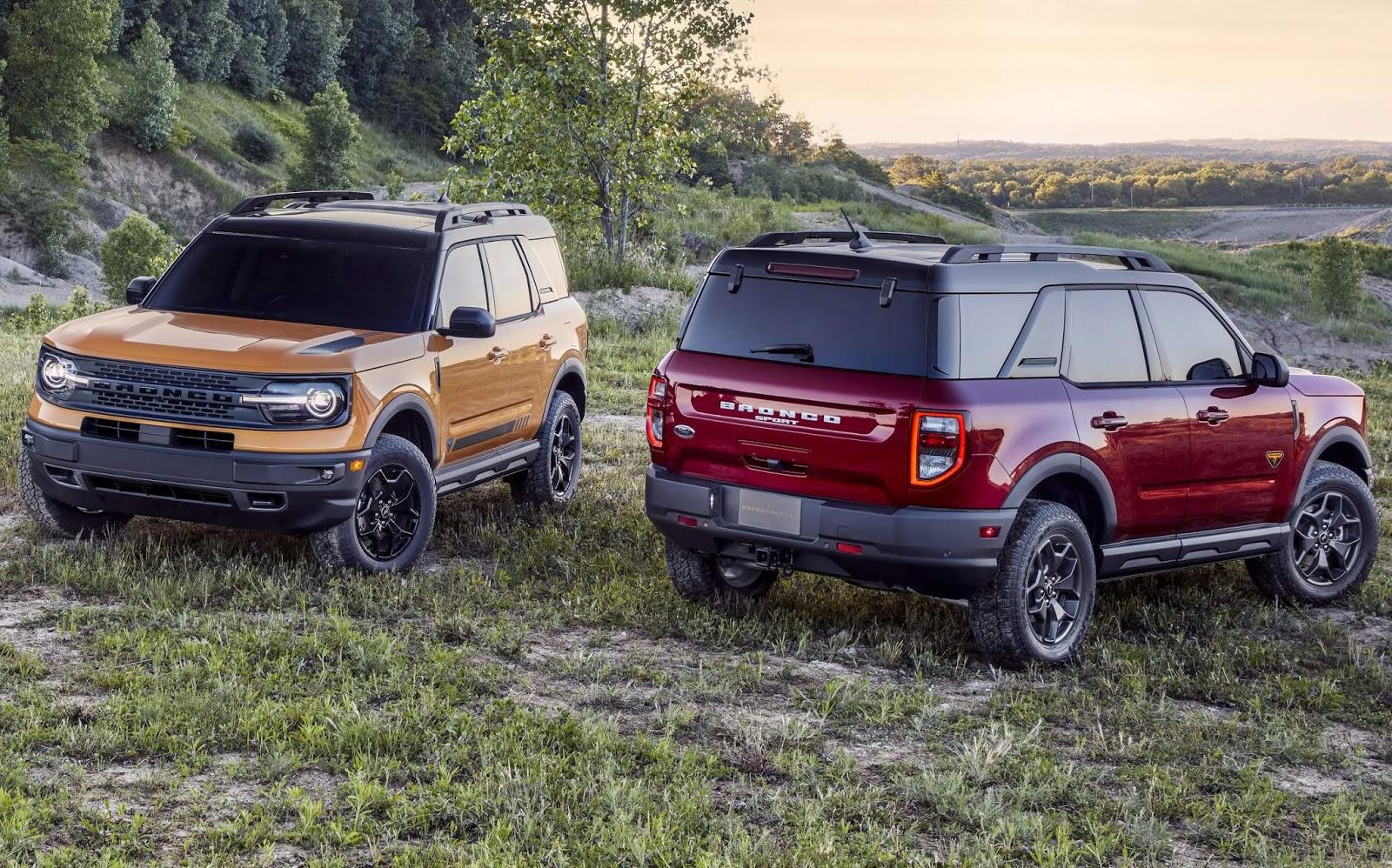 Quatro SUVs que irão substituir hatches no Brasil