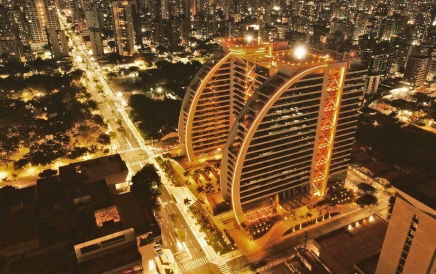 Casa dos Ventos passa a ocupar uma laje corporativa no 15º andar do BS Design