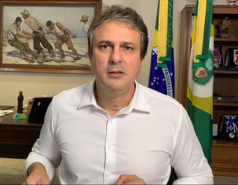 Camilo diz que tem recebido ameaças, mas a Polícia está investigando e não mudará medidas em prol da população