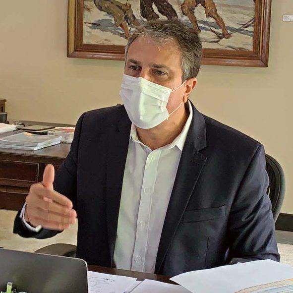 """Camilo classifica pandemia de """"catástrofe"""" e cobra maior diplomacia para acelerar a aquisição de imunizantes para o Brasil"""