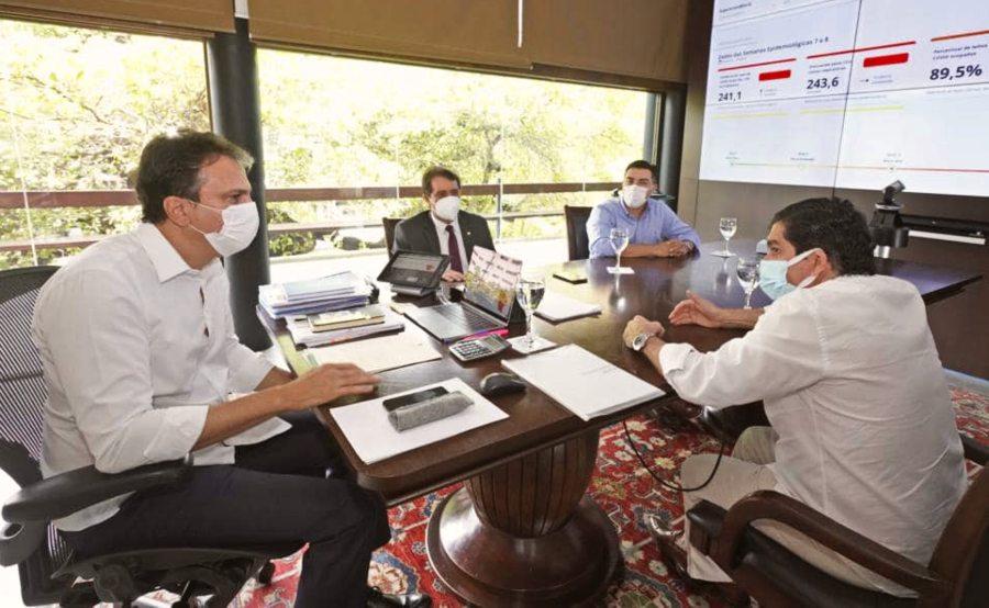 Expansão da pandemia leva mais 28 municípios cearenses a decretarem lockdown durante os próximos dias