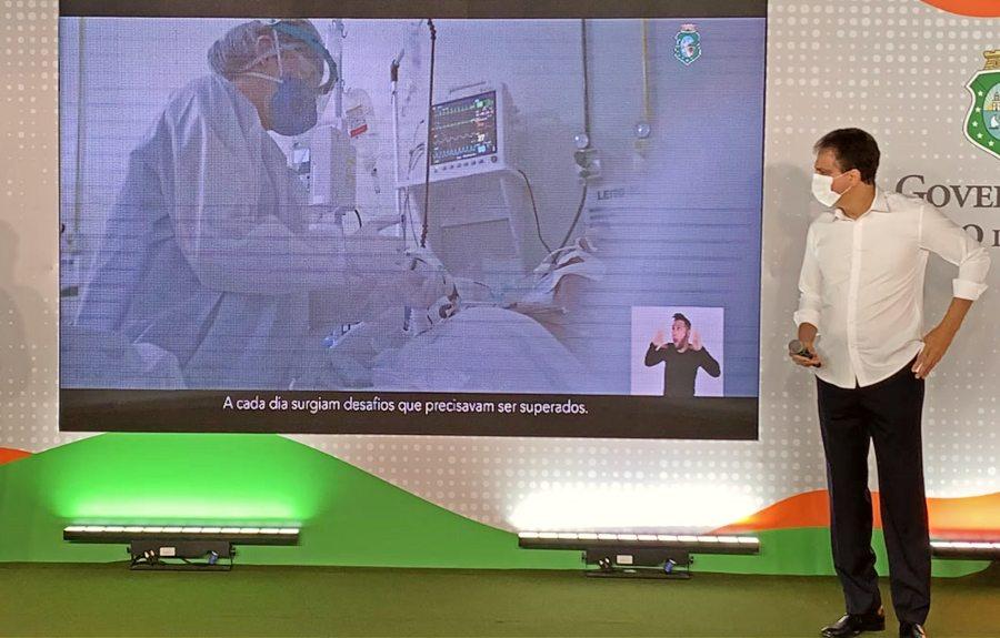 Governo do Ceará amplia oferta de leitos de enfermaria e UTI em todo o Estado