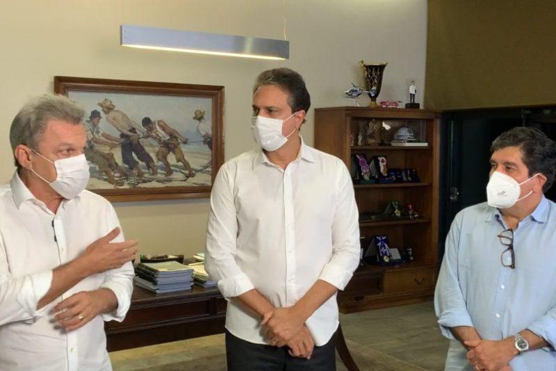 Camilo anuncia que novo lockdown será decretado em Fortaleza nesta sexta-feira