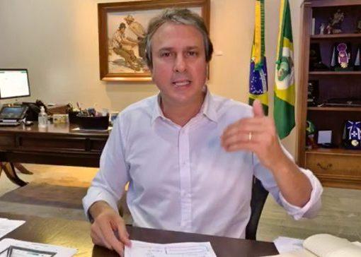 Camilo diz que anulação de condenações de Lula corrige um erro grave e histórico