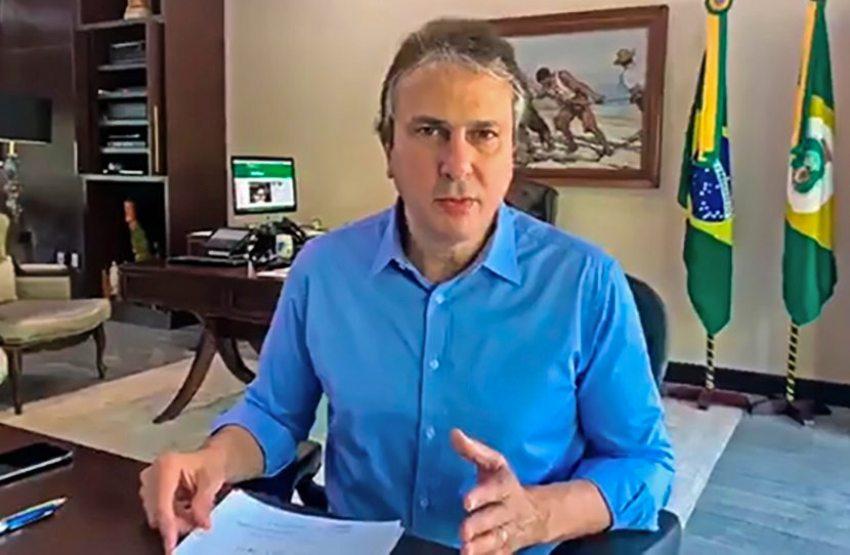 Camilo lidera ranking de engajamento de internatutas entre todos os governadores