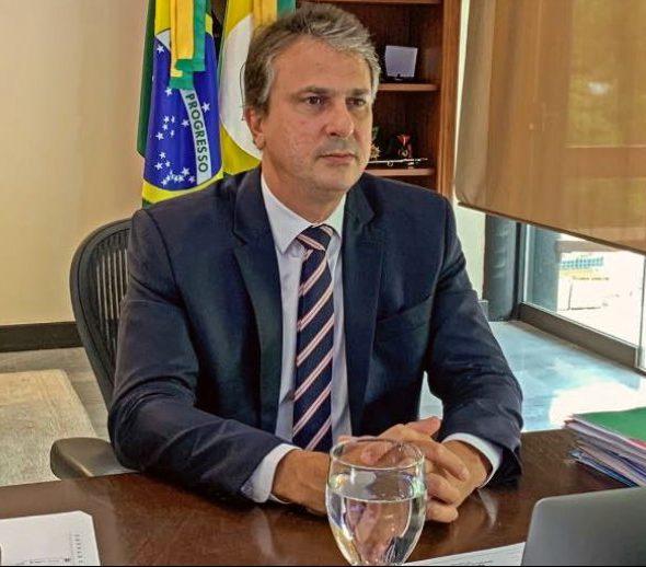 Camilo afirma que o Ceará é o segundo estado que mais vacinou a sua população
