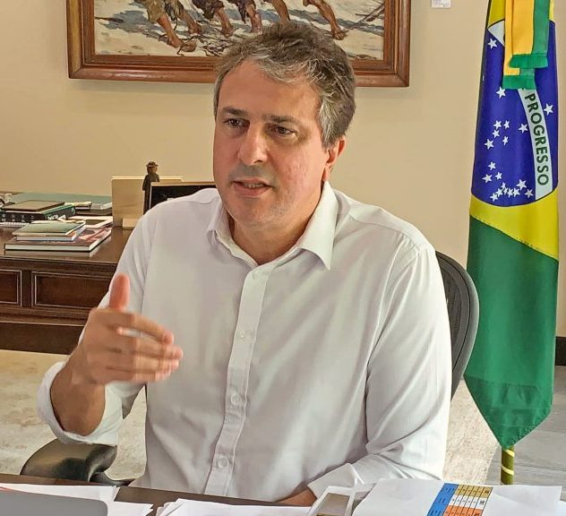 Camilo anuncia a ampliação para 150 mil o total de famílias beneficiadas com o Cartão Mais Infância Ceará