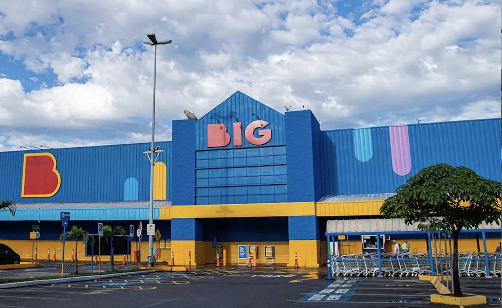 Carrefour compra Grupo Big Brasil por R$ 7,5 bilhões