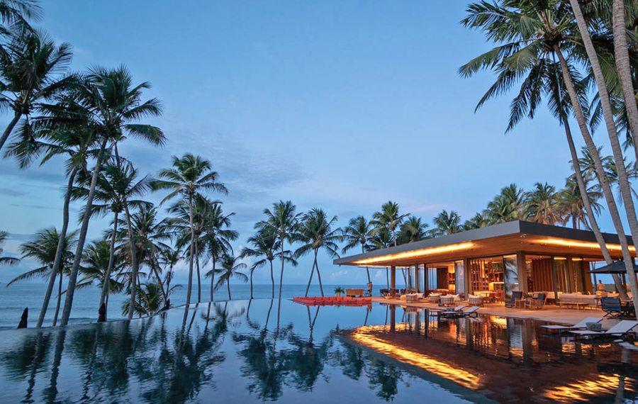 Forbes afirma que o Ceará tem um dos cinco hotéis do Brasil com as melhores paisagens no entorno e um atendimento glamouroso e exclusivo