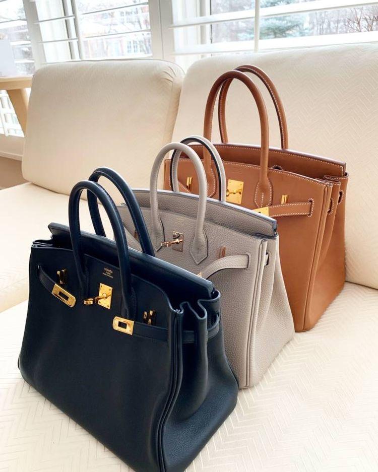 Hermès lidera ranking com o modelo de bolsa mais desejada do momento