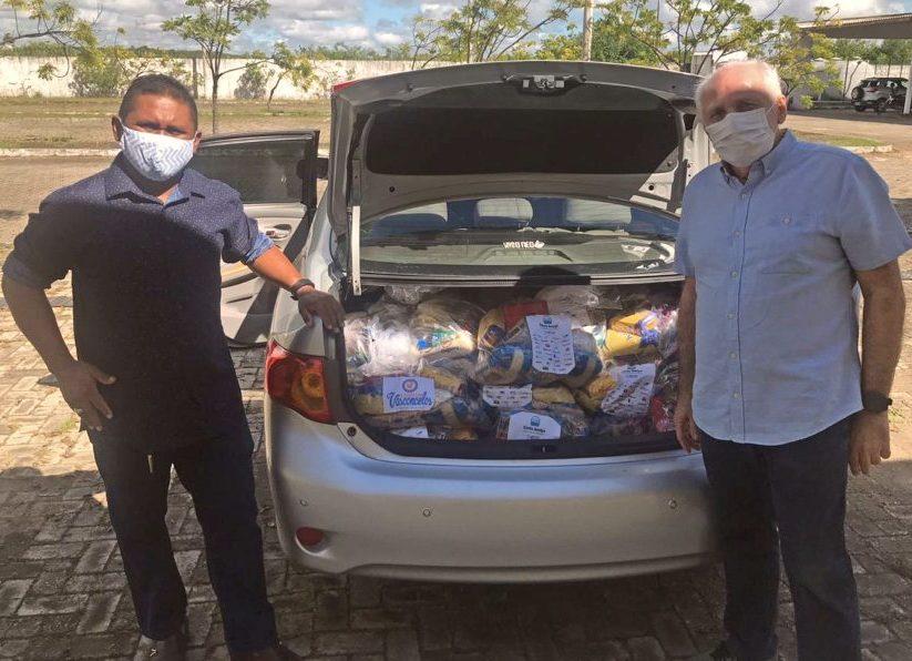 AECIPP retoma campanha para arrecadar cestas a serem distribuídas à comunidade
